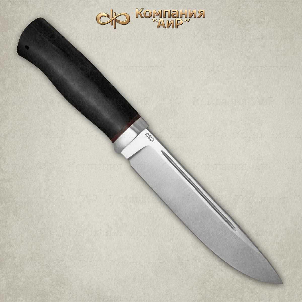 Купить Нож Таежный, АиР, граб, 95х18 в России
