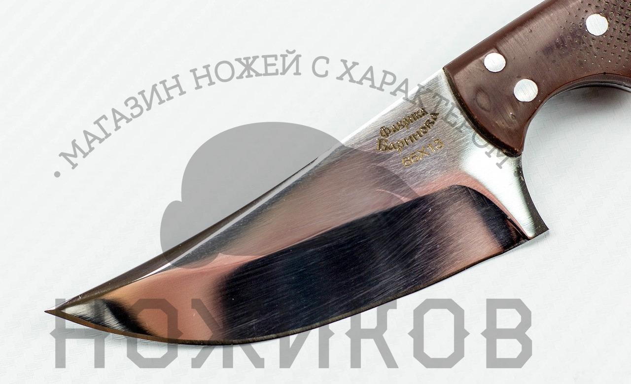 Фото 3 - Нож Горец малый от Фабрика Баринова