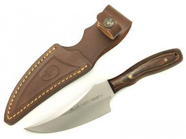 Нож с фиксированным клинком Ворон с чехлом 11.0 см.Охотнику<br>Нож с фиксированным клинком Ворон с чехлом 11.0 см.<br>