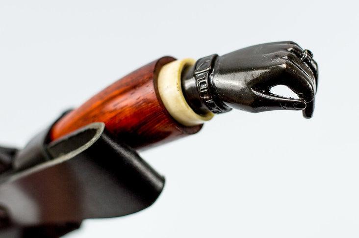 Фото 11 - Авторский Нож из Дамаска №30, Кизляр от Noname