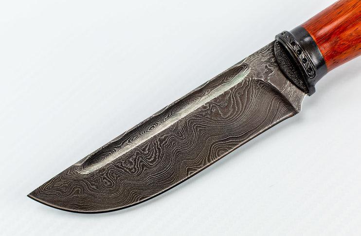 Фото 9 - Авторский Нож из Дамаска №30, Кизляр от Noname