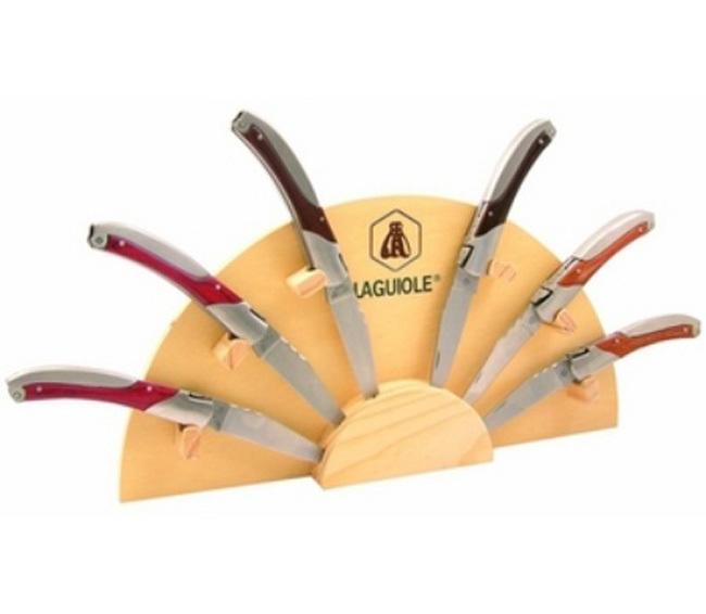 Фото - Комплект складных ножей Laguiole 268573