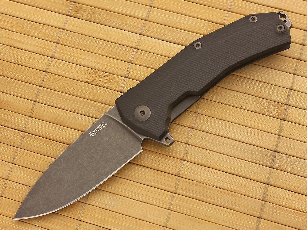 Нож складной KUR BlackРаскладные ножи<br>Нож складной KUR Black<br>