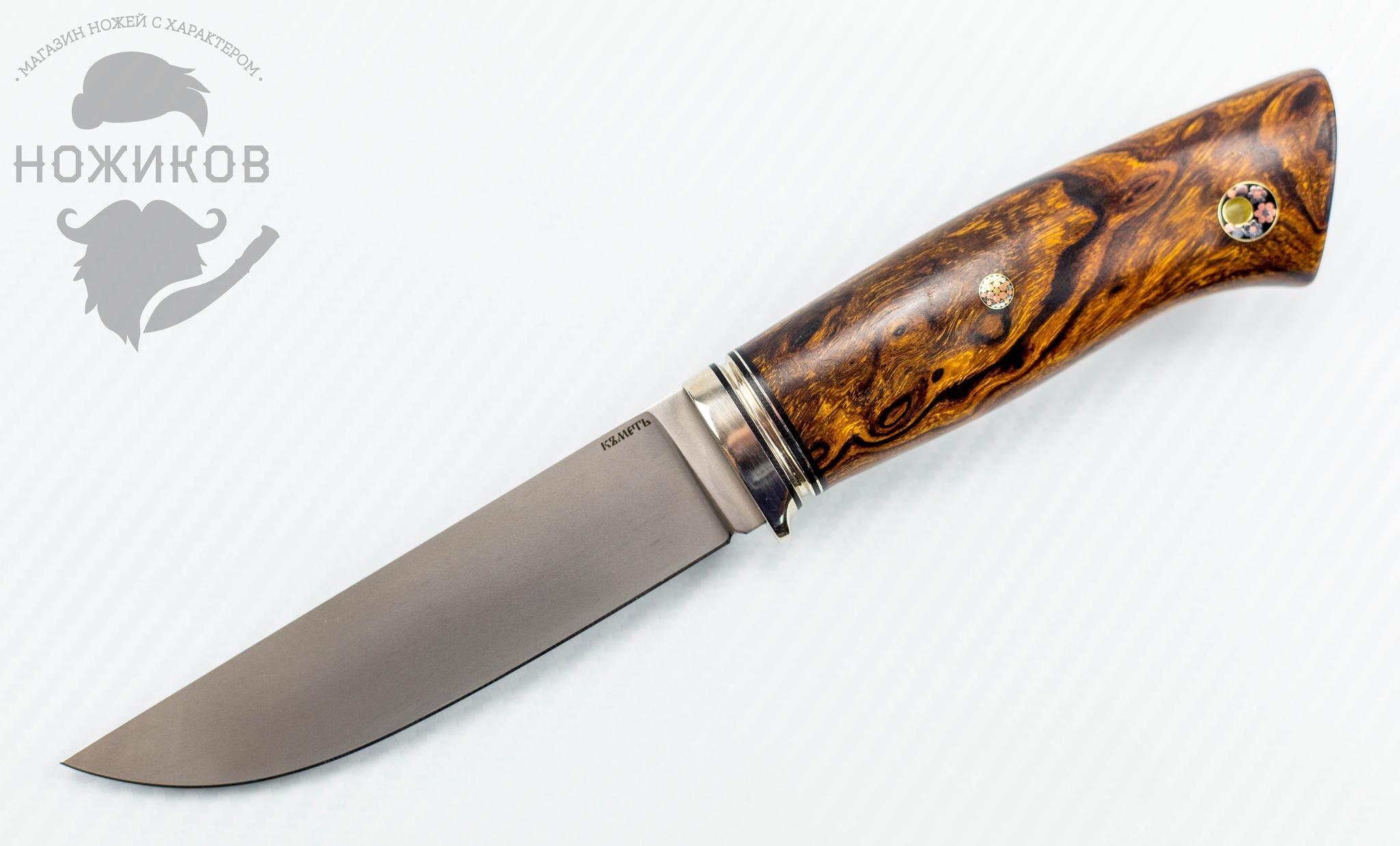 Нож Панцуй, CPM S125V, рукоять железное дерево от ПФК Витязь