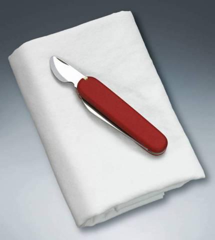 Нож перочинный Victorinox Ecoline 2.2102 для вскрытия часов 84мм 8 функций матовый красный - Nozhikov.ru