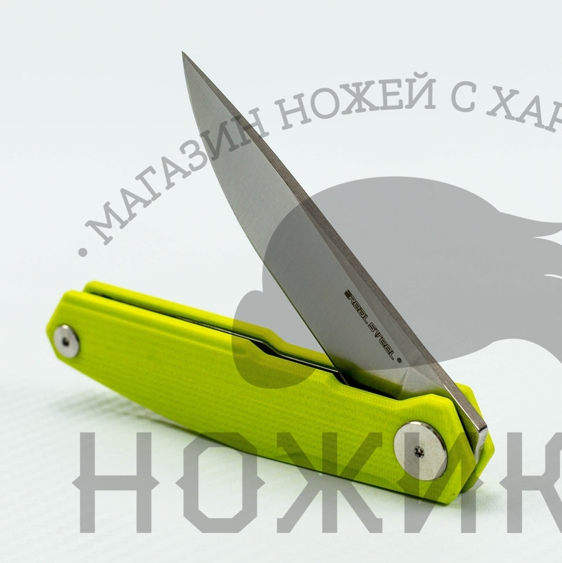 Нож G3 Puukko Light, green