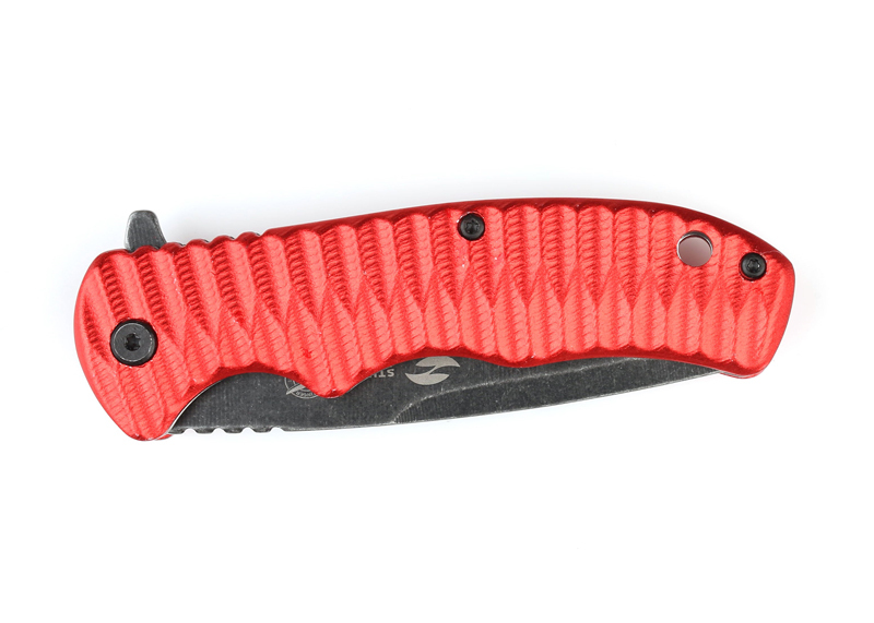 Фото 2 - Нож складной Stinger FK-A175BK, сталь 3Cr13, пластик