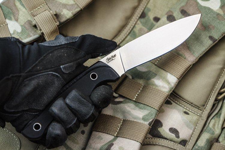 Фото 2 - Нож Savage Aus-8 SW, Кизляр