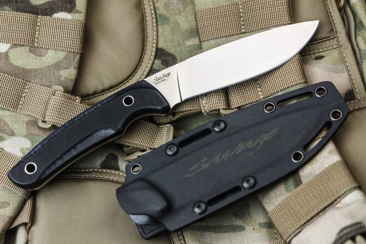Фото 3 - Нож Savage Aus-8 SW, Кизляр