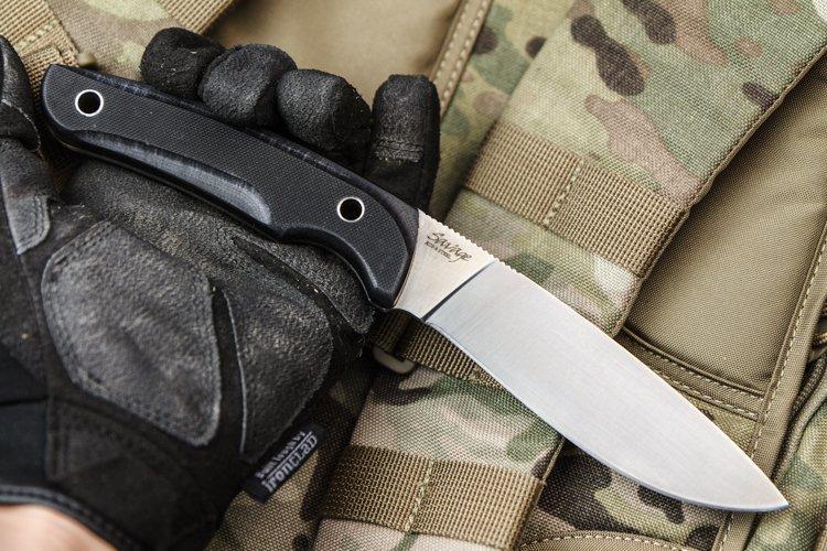 Фото 4 - Нож Savage Aus-8 SW, Кизляр