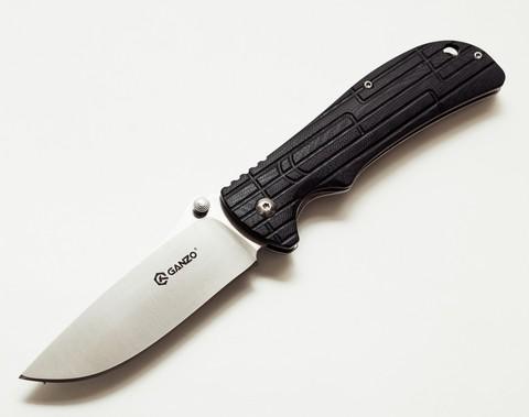 Складной нож Ganzo G723-BK - Nozhikov.ru