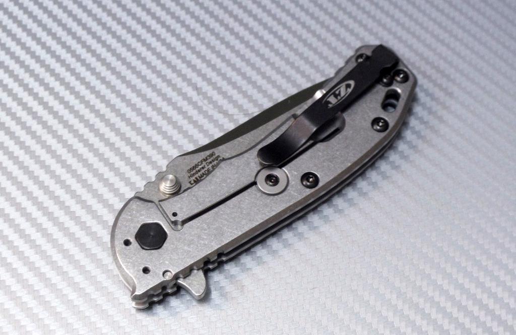 Складной нож Zero Tolerance 0566CFM390