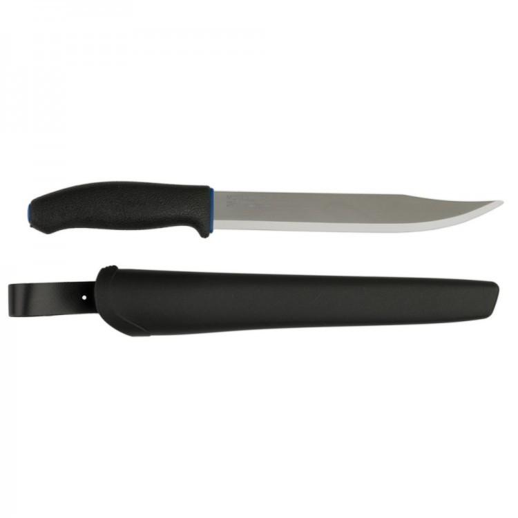 Нож Morakniv Allround 749, нержавеющая стальШведские ножи Mora<br>Нож Morakniv Allround 749, нержавеющая сталь<br>