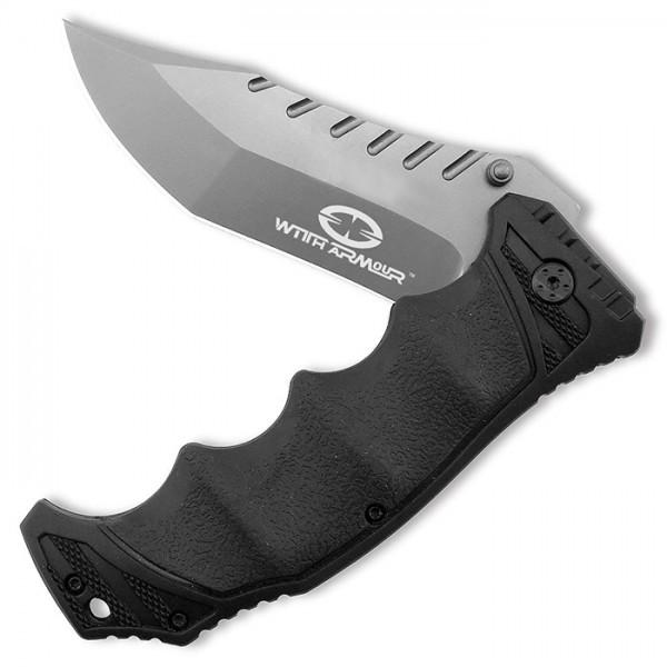 Фото 4 - Складной тактический нож Lion Сlaw, black от WithArmour