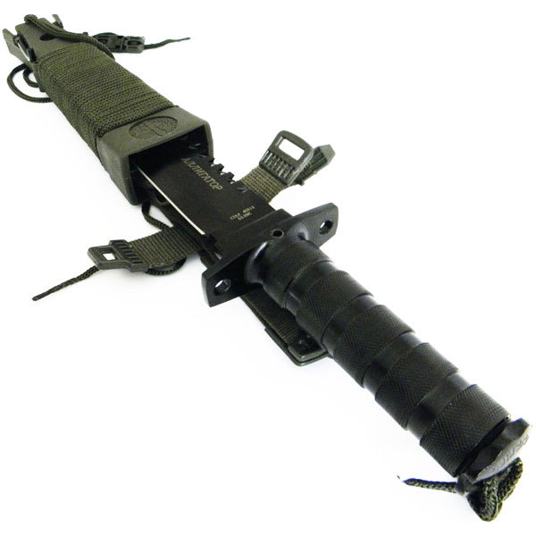 Фото 4 - Нож для выживания Аллигатор-2 НК5696 от Pirat