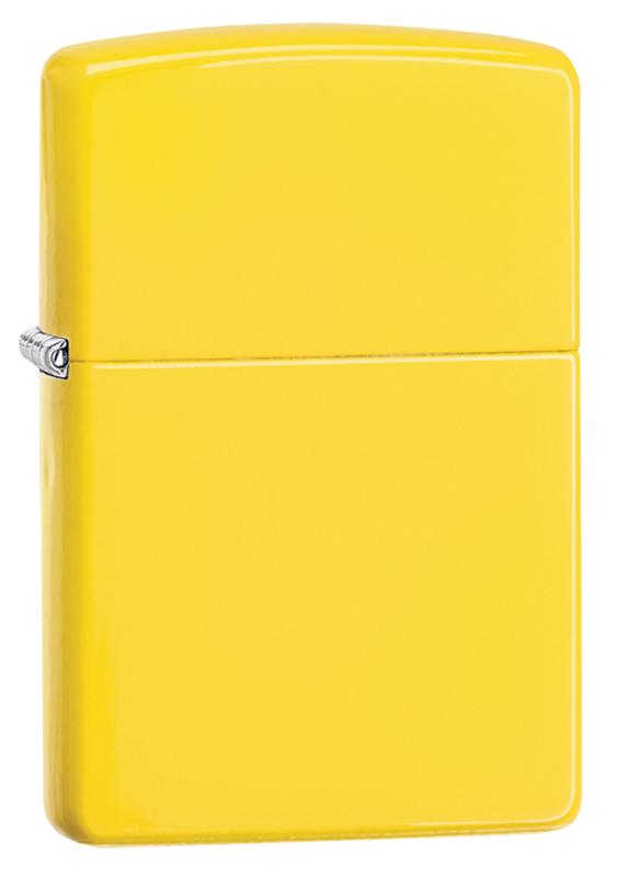 Фото - Зажигалка ZIPPO Classic с покрытием Lemon™