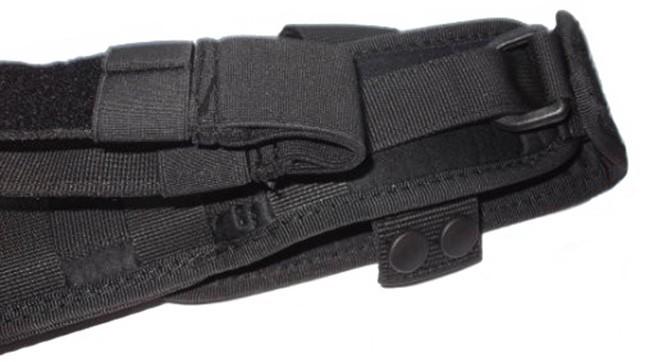 Фото 3 - Нож с фиксированным клинком Extrema Ratio C.N.1 Black (Single Edge), сталь Bhler N690, рукоять пластик