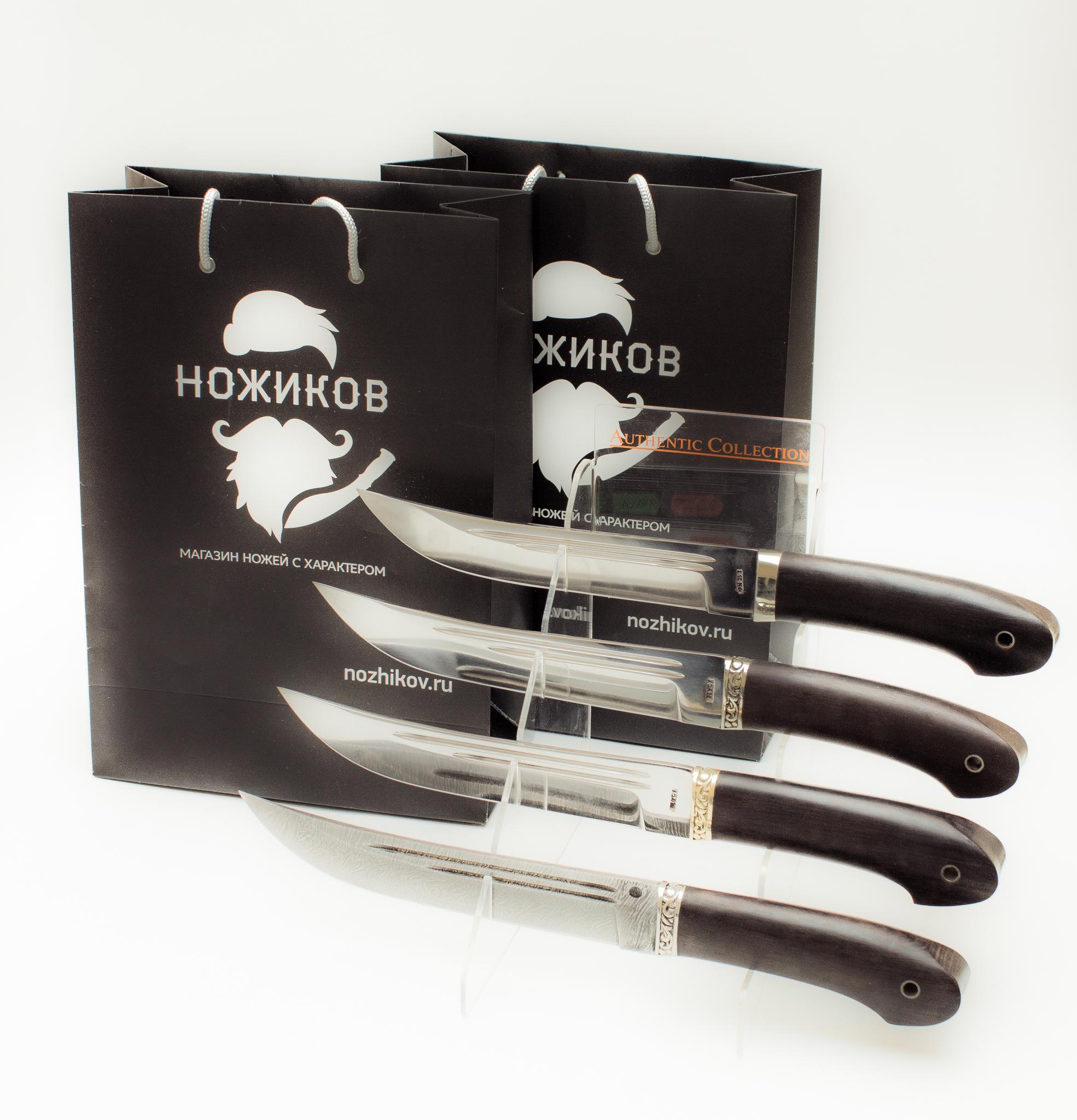 Фото 3 - Подарочный пакет от Nozhikov