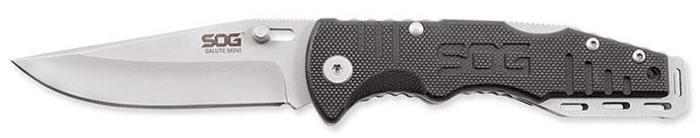 Складной нож Salute MiniРаскладные ножи<br>Складной нож Salute Mini<br>
