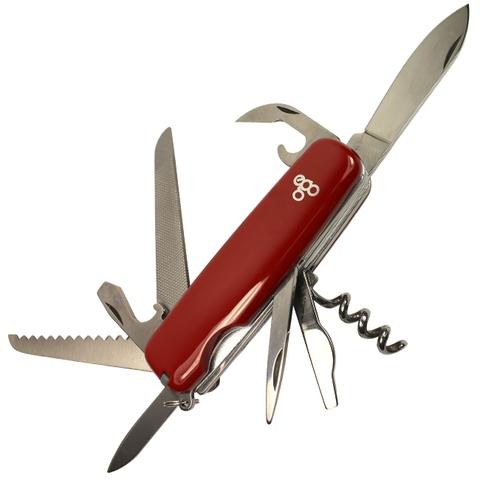 Нож Ego tools A01.11.2 красный - Nozhikov.ru