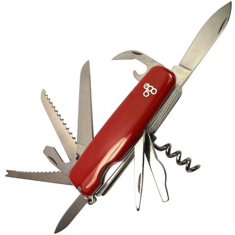 Нож Ego tools A01.12.1 красный - Nozhikov.ru