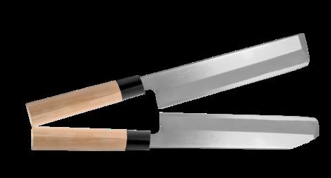 Нож Овощной Japanese Knife 200 мм, сталь CoS San Mai III - Nozhikov.ru