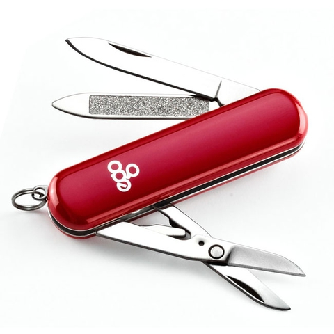 Нож Ego tools A03 брелок красный - Nozhikov.ru