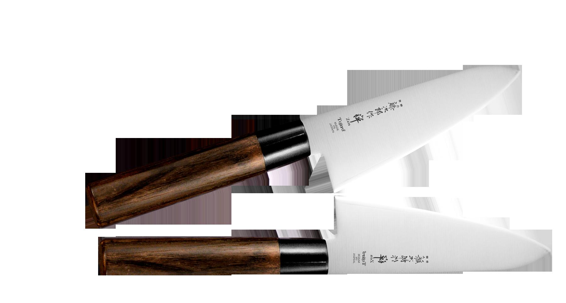 Нож Шефа ZEN 180 мм, сталь VG-10