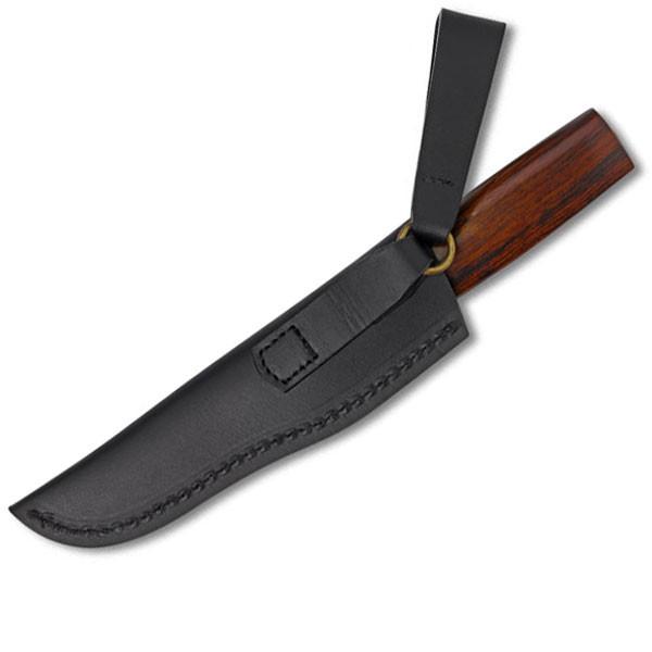 """Нож с фиксированным клинком Puukko Ironwood от Магазин ножей """"Ножиков"""""""