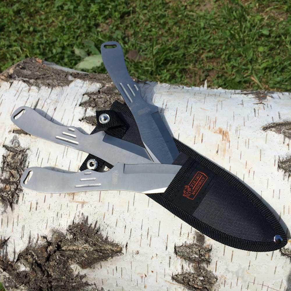 Набор из 3-х метательных ножей S835N3, Viking Nordway