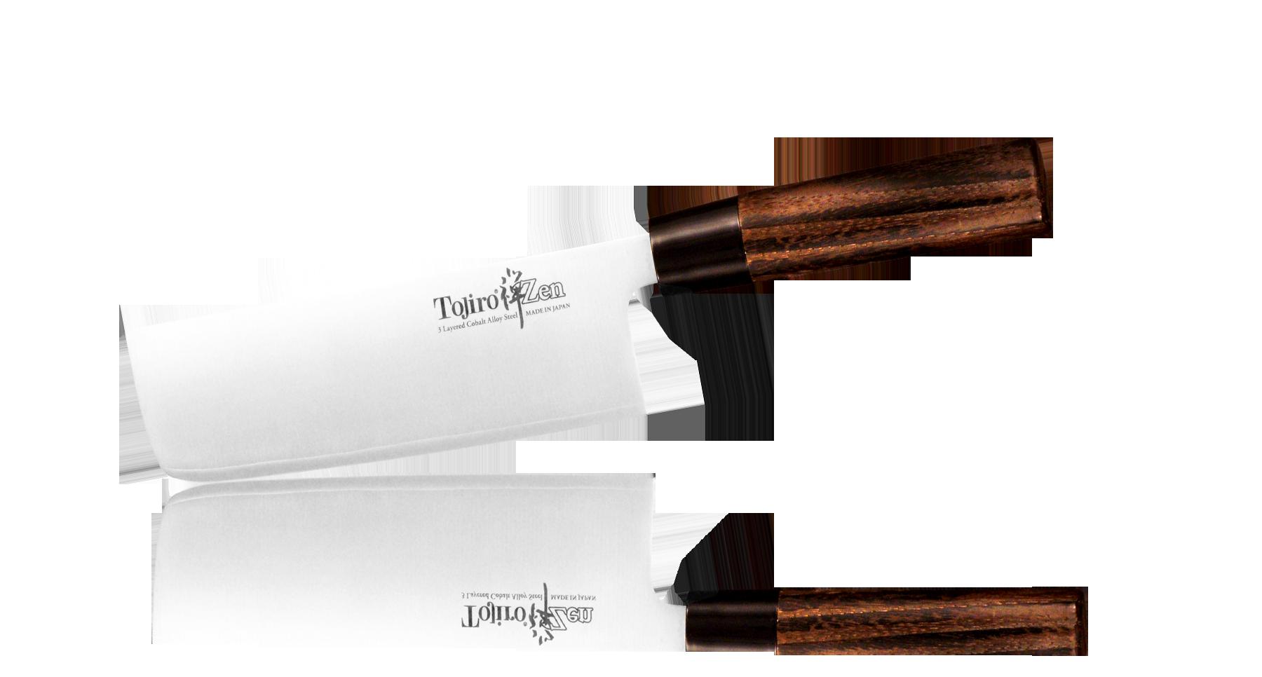 Нож Овощной ZEN 165 мм, сталь VG-10Tojiro<br>Нож Овощной ZEN 165 мм, сталь VG-10<br>