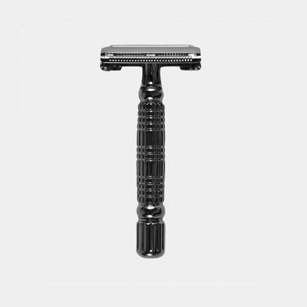 Т-образная бритва Rockwell R1, Gunmetal (Rookie) т образная бритва muehle traditional хром open comb