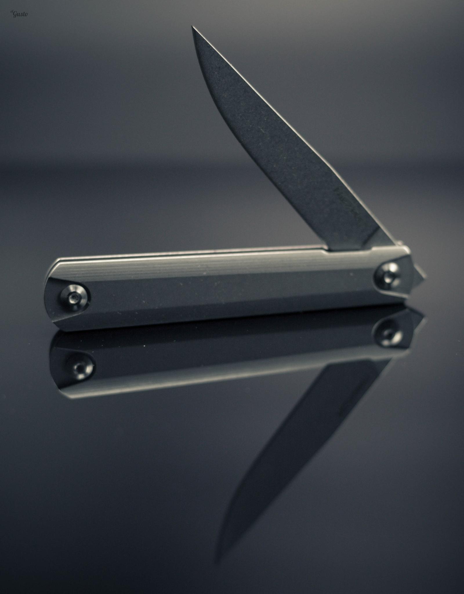 Фото 2 - Складной нож Ben Silver, Replika Ziebr
