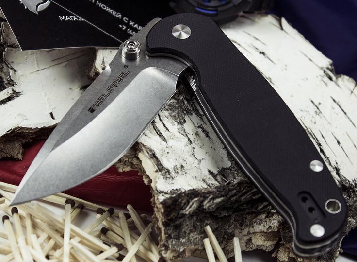 Складной нож H6 Blue Sheep