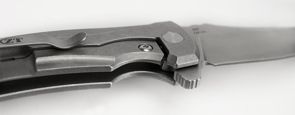 Фото 3 - Складной нож Zero Tolerance 0900, сталь CPM S35VN, рукоять титан