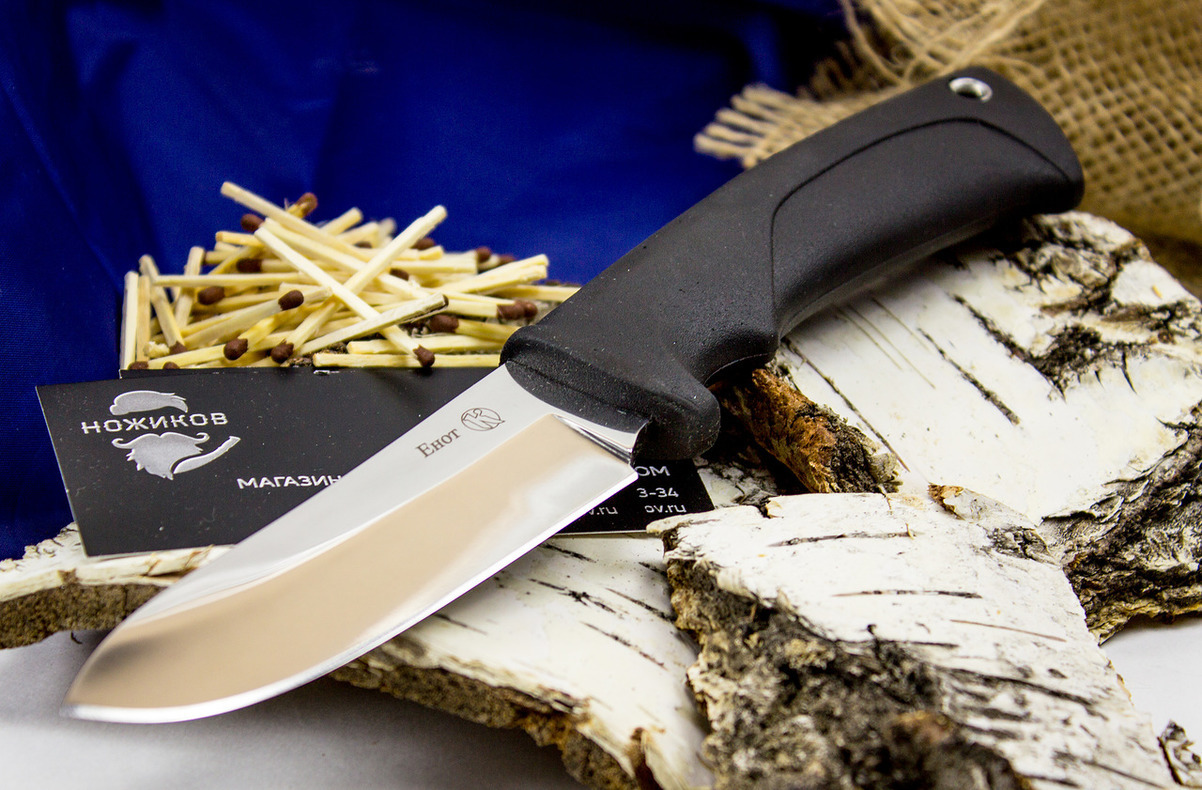 Нож Енот, Кизляр нож сокол 65х13 кизляр