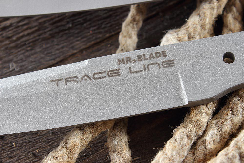 Фото 20 - Набор из 3-ёх метательных ножей TRACE LINE Satin от Mr.Blade
