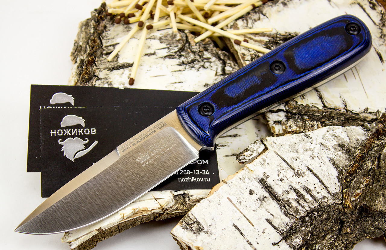 Туристический нож Colada S35VN, Kizlyar SupremeНожи Кизляр<br><br>