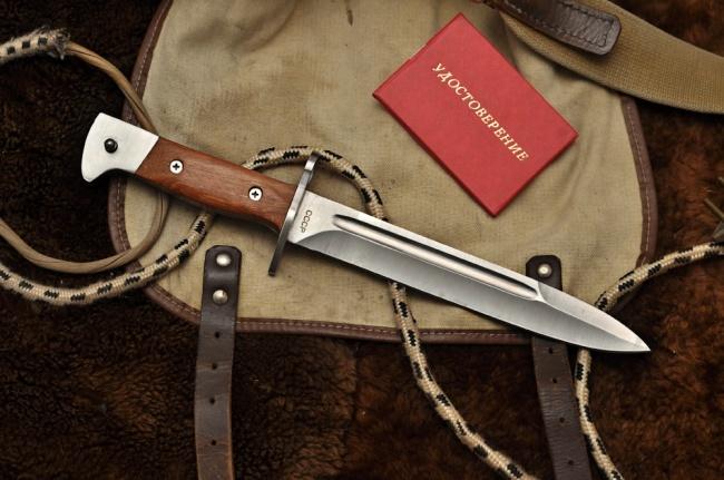 Фото 5 - Нож штыковой АК-47 от Viking Nordway