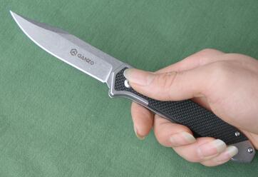 """Нож Ganzo G719 зеленый от Магазин ножей """"Ножиков"""""""