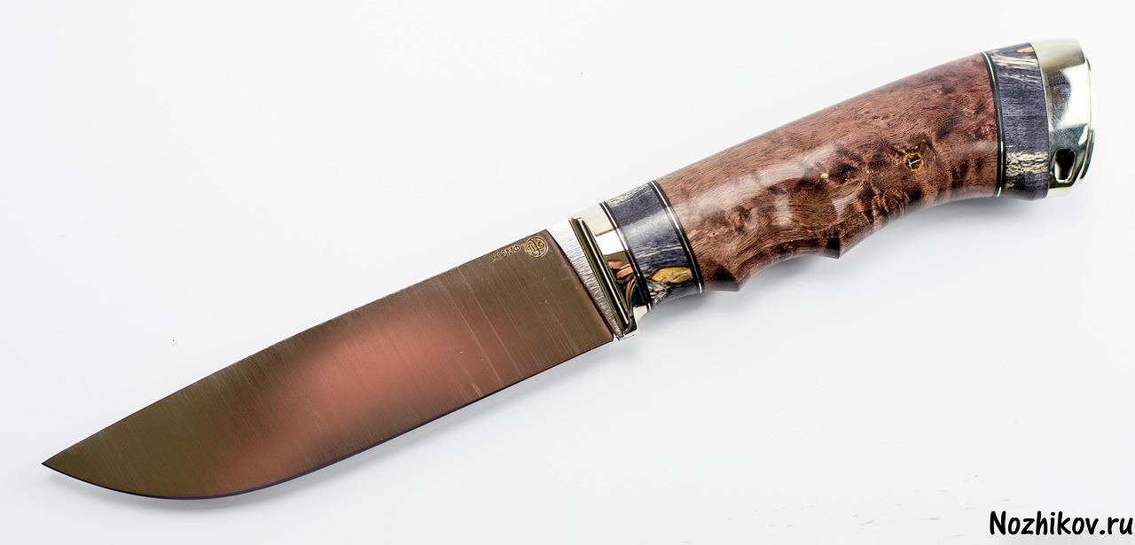 Нож  Приказчикова №2 из Х12МФНожи Павлово<br><br>