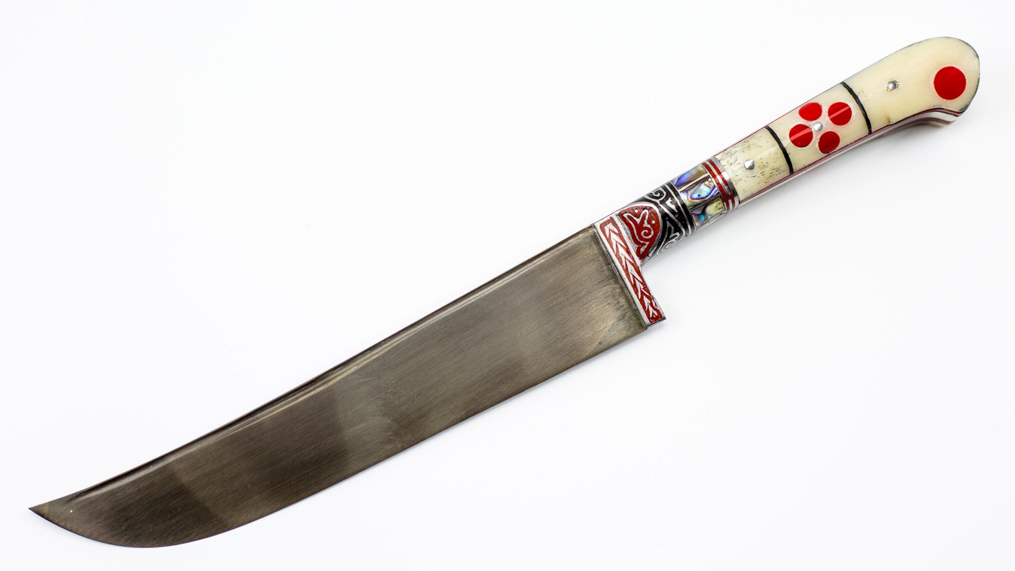 Пчак Солнце ПустыниУзбекские ножи Пчак<br>При оформлении заказа, в комментариях укажите, какой именно нож хотите.<br>