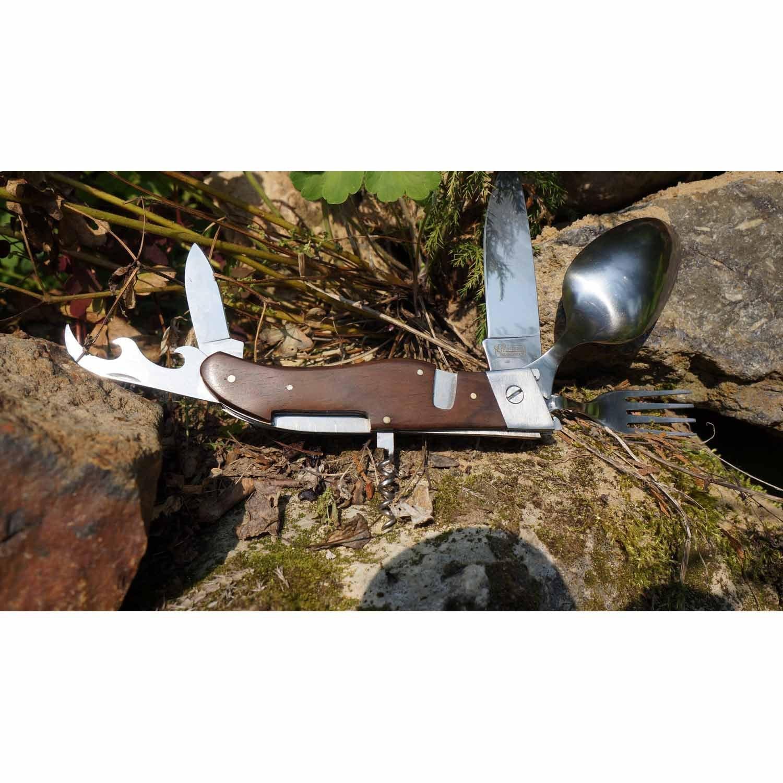 Складной походный нож 5 в 1, Viking Nordway