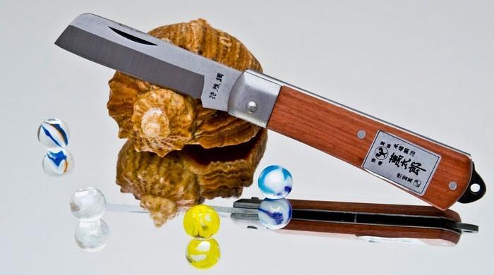 Фото - Складной нож TopMan Takagi Ranbo kata