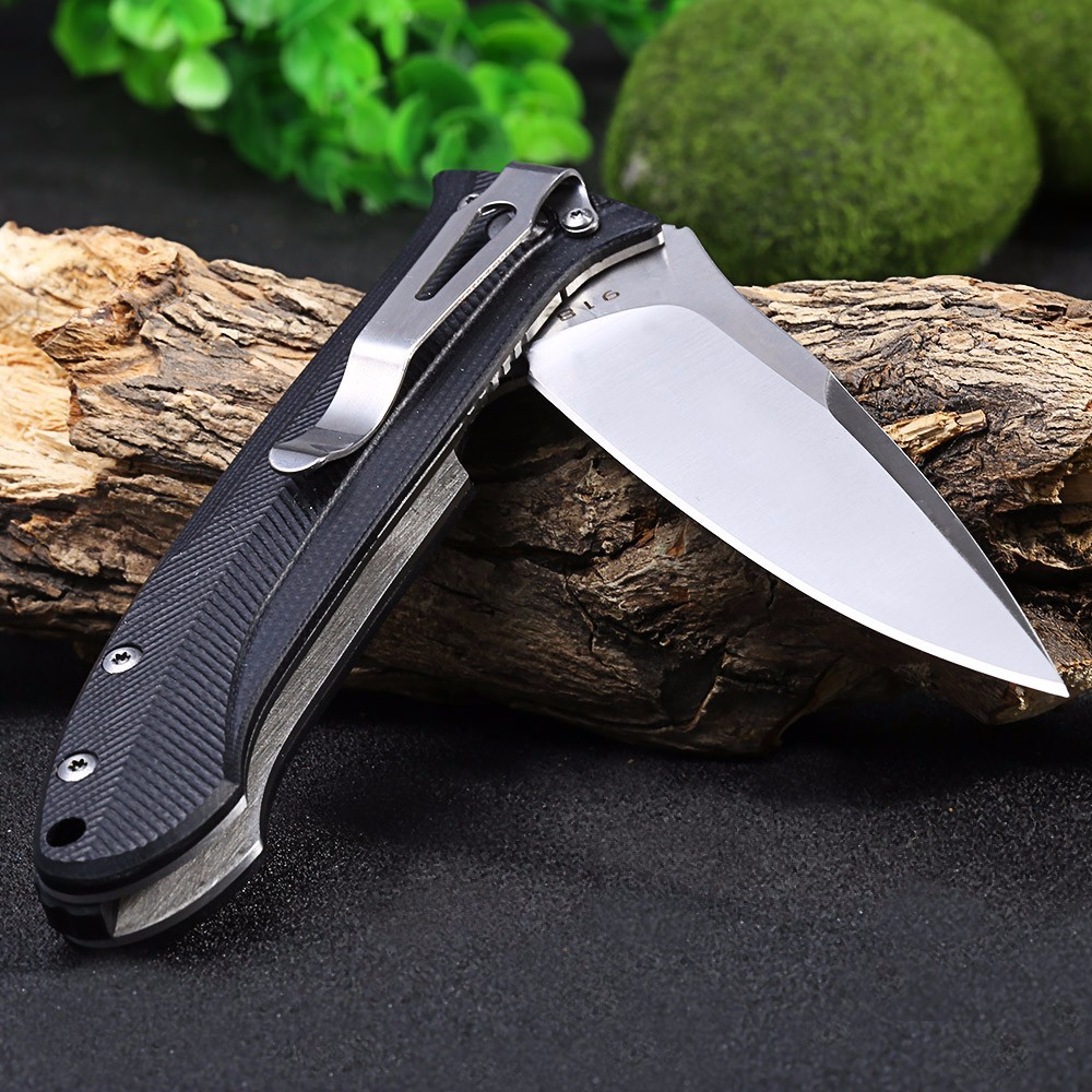 Складной нож Y-START Peak, сталь 9Cr18MoVРаскладные ножи<br>Универсальный складной нож<br>