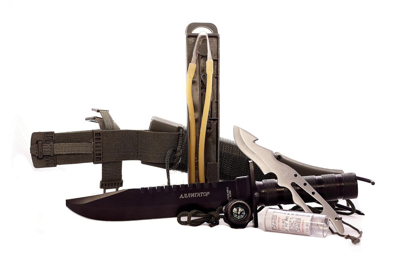 Фото 2 - Нож для выживания