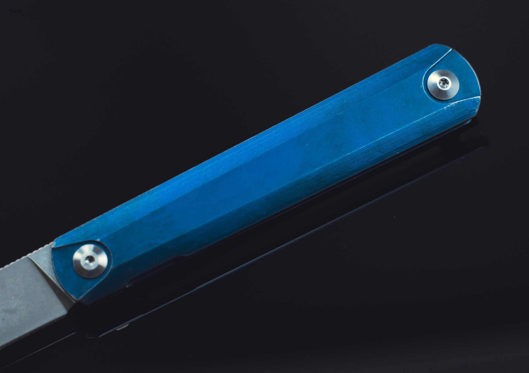 Фото 7 - Складной нож Ben Blue, Replika Ziebr