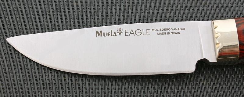 Нож с фиксированным клинком Eagle, Pakka Wood Handles 9.0 см.Охотнику<br>Нож с фиксированным клинком Eagle, Pakka Wood Handles 9.0 см.<br>