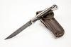 Складной нож из дамасской стали «Кадет» - Nozhikov.ru