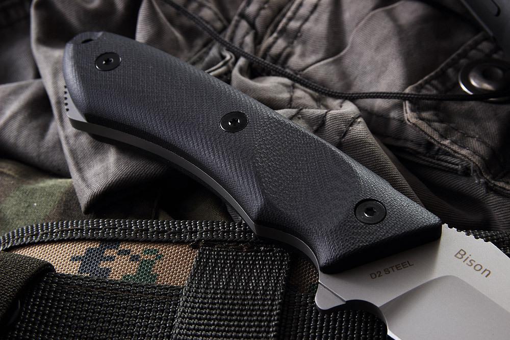 Фото 4 - Тактический нож Bison, Mr.Blade